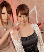 Akari Asagiri and Airi Mashiro