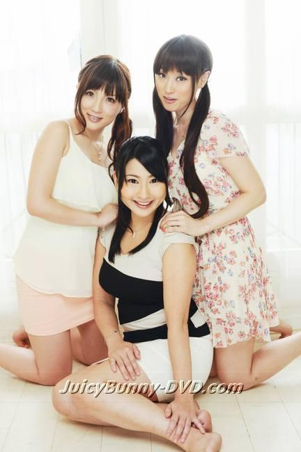 Kaede Oshiro, Megumi Haruka, Mizuki