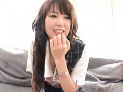 Yui Hatano Asian has legs spread and nooky licked...