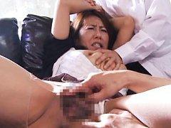 Rika Fujishita Asian has big