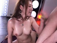Minori Hatsune Asian with naughty assets is so wil...