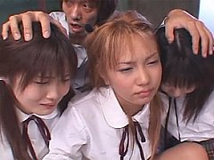 Female Students Nakadashi Pure Urine Semen Bukkake