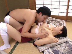 Eiko Katou Asian has fine cans sucked and sucks bo...