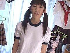Teen bukkake girl nao nishino cosplay bukkake vide...