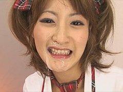 Tsubame Shiina starring in No Underwear High Schoo...