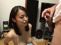 Kaede Niiyama Asian has nipples of big boobs expos...