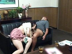 Japanese AV Model is kissed and has clit rubbed at...