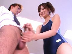 Erika Shibasaki Asian has hot body touched over ny...