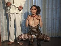 Yuu Kawakami Asian with nude cans shows hot ass in...