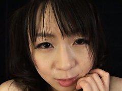 Nozomi Hazuki Asian in long boots has asshole reve...