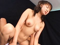 Hina Hinako is fucked in her pussy with a dildo
