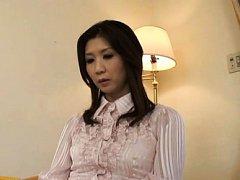 Nanako Yoshioka leggy milf in her lingerie and sto...