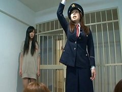 Hot Asian Girls being chosen to be punished for be...