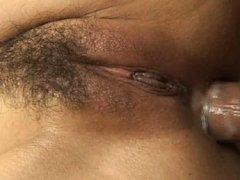 Anna Mizukawa Horny Asian girl enjoys an anal fuck...