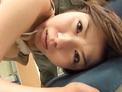 Japanese AV Model has juicy love box and ass explo...