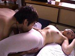 Sewaka Hayase Asian with nude cans has slit fondle...