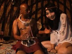 Hitomi Fujiwara is undressed and has cunt rubbed b...