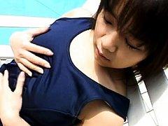 Miyu Tsujii Asian has love box teased with vibrato...