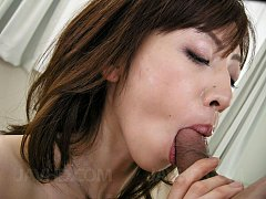 Kanon Hanai Asian has asshole filled with cum afte...