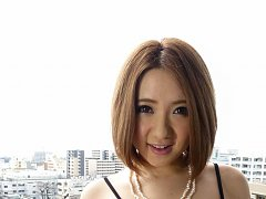 Alice Ozawa Asian has big cans fondled and gets di...