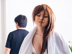 Nao Asian babe and hot chick are naughty and happy...