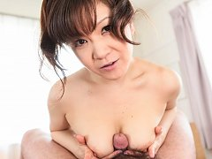 Ichika Asagiri Asian makes dong hard between her n...