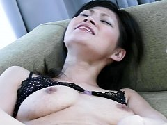 Ryo Sasaki Asian licks boner and gets fingers insi...