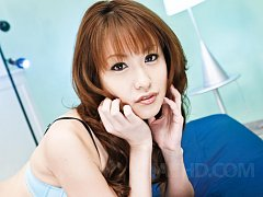 Rika Kurachi Asian has pink love box fucked with f...