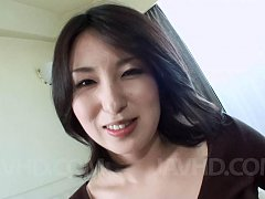 Sakura Anna Asian sucks dick and is drilled in her...