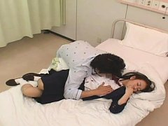Jav Asian cupcake in uniform is fondled and kissed...