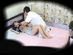 Jav Asian babe is doggy pumped by man supposed to...