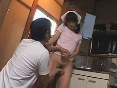 Jav Asian nurse has clitoris rubbed till she comes...