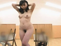 Jav Asian babe shows naughty chest and pussy next...