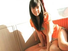 Momose Ena Asian is playful and very lustful in th...