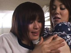 Jav Asian cupcake has fuck hole figered and fondle...