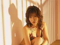Sexy asian hottie showing off her curvey body in l...