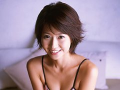 Beautiful short haired asian angel looks delicious...