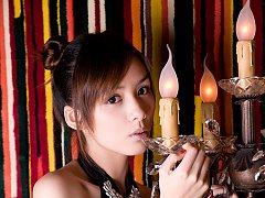 Angelic gravure idol is simply beautiful in her pi...