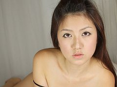 Misuzu Asami Asian shows nasty curves while taking...