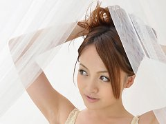 Elegant Rina Itoh is nice girl with treasures for...
