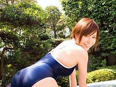 Radiant Iyo Hanaki loves sun, fresh air and energi...