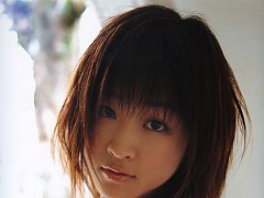 Delectable little asian hottie with plump yummy br...