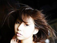 Maya Koizumi ass looks amazing in her tight white...