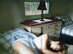 Megumi Yasu Asian cutie showing off her hot body i...