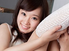 Kana Yuuki Asian shows you how how great she looks...