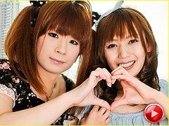 Yuki and Hiromi