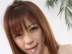 AV Idol Mei Itoya is dripping with cum and ready f...