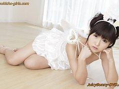 Beautiful Angel Maria Kotobuki is sent to earth fo...
