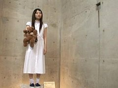Japanese AV Model is a crazy girl who dominates th...