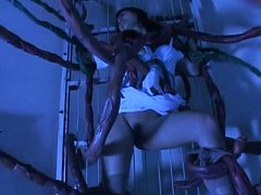 Maria Ozawa hot asian nurse fucked by a monster in...